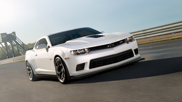 Can Chevrolet Camaro Beat Mustang and Challenger? Maybe…