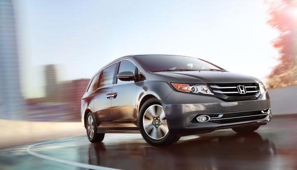 HONDA CANADA INC. - 2014 Honda Odyssey