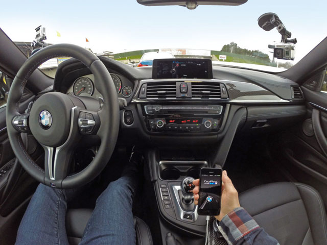 BMW, MINI, and GoPro Team Up to Offer In-Car GoPro Cameras