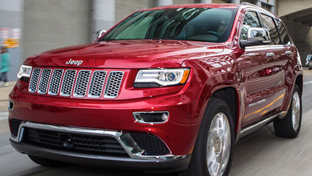 Chrysler Recalls 68,000 Vehicles in Canada