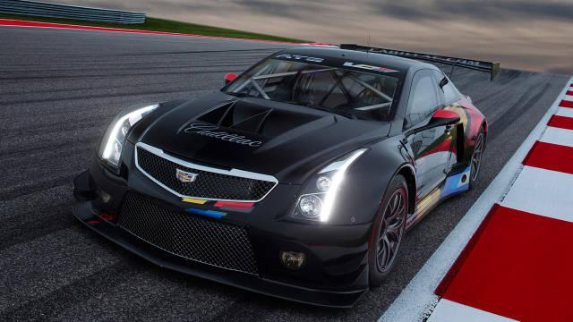 Best Race Car: Cadillac ATS V.R.