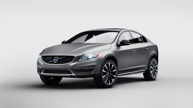 Volvo to Introduce New Cross Country Sedan at Detroit Auto Show