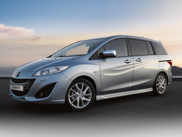New Mazda5 is a Minivan for People Who Hate Minivans