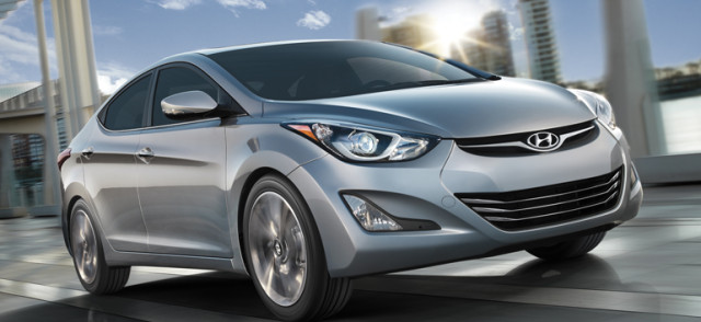 How Does It Compare to the Hyundai Elantra?